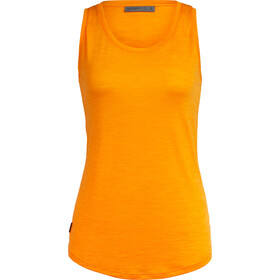 Icebreaker Sphere Tanktop Dames, sun heather